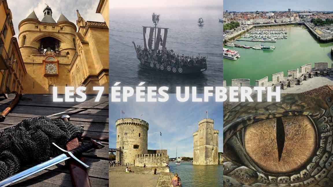 Scénario La Rochelle les 7 épées Ulfberth